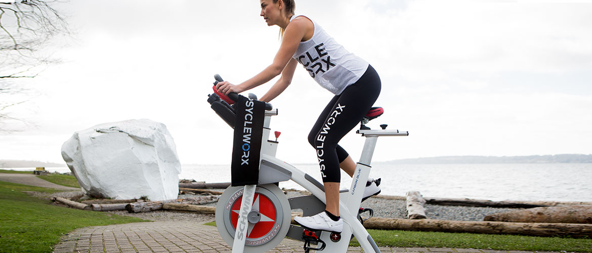 Train like a Pro in our Tour de White Rock Class