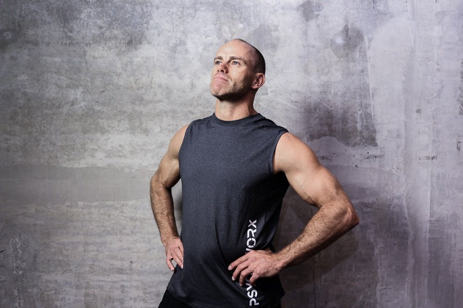 Meet Your Psycleworx Instructor: Chad Benson